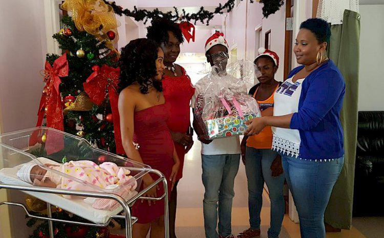 Four Christmas Babies for Tobago!