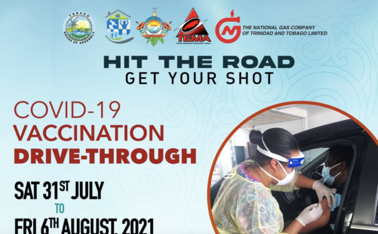 Hit the Road, Get Your Shot: Covid-19 Drive-Through